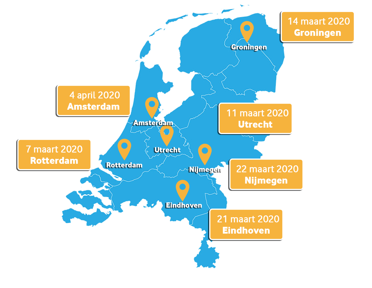 Locaties Seminars Sluis NLP Instituut